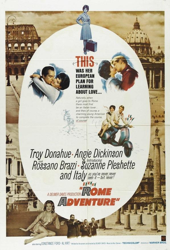 Rome Adventure kapak
