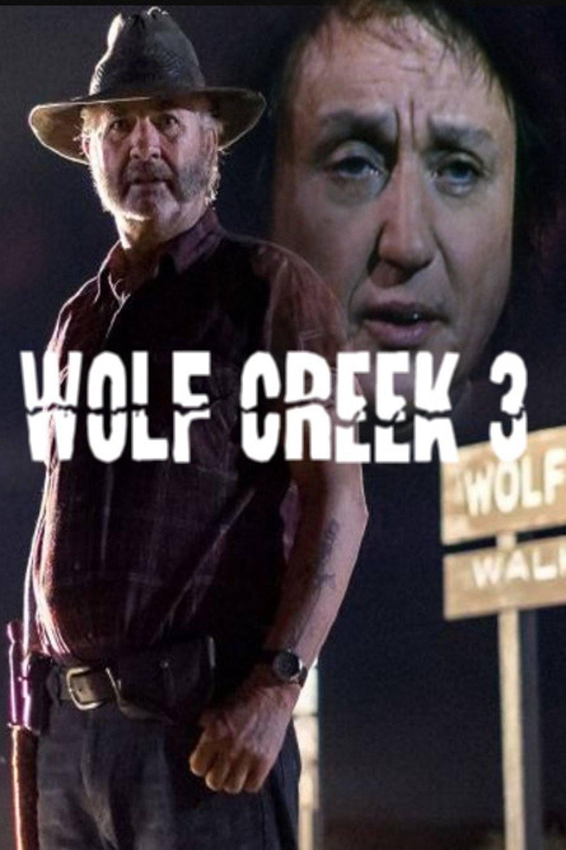 Wolf Creek 3 kapak
