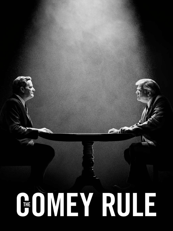 The Comey Rule kapak