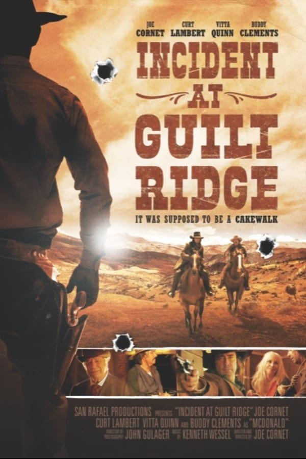 Incident at Guilt Ridge kapak
