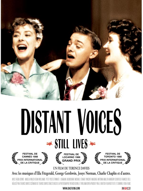 Distant Voices, Still Lives kapak