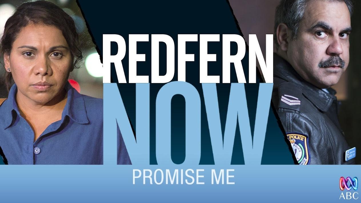 Redfern Now: Promise Me kapak