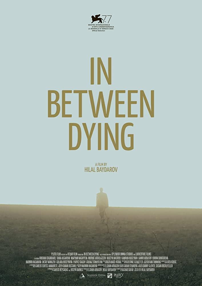 In Between Dying kapak