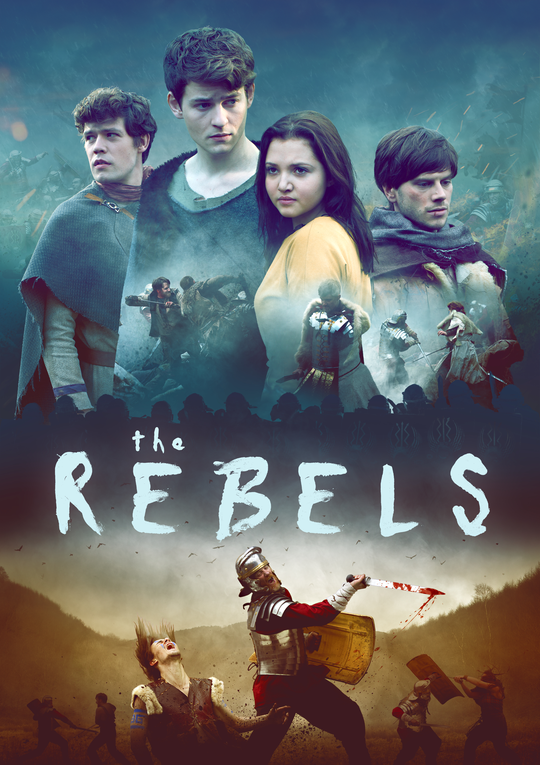 The Rebels kapak