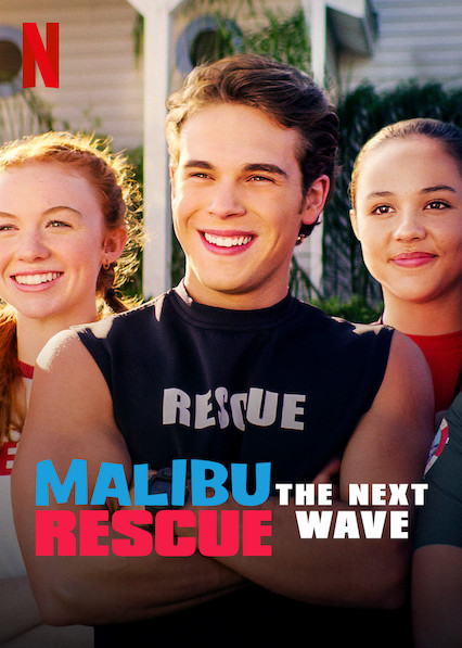Malibu Rescue: The Next Wave kapak