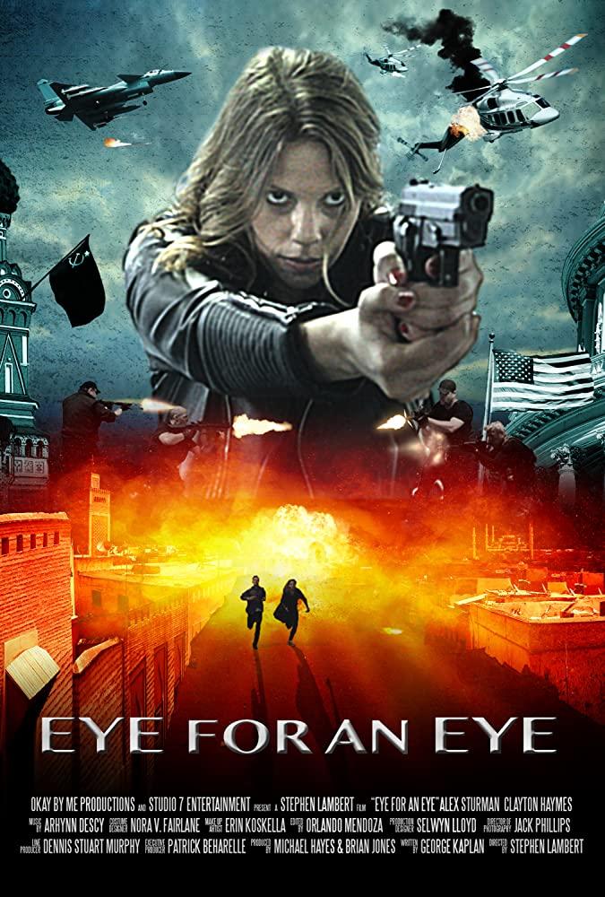Eye for an Eye kapak
