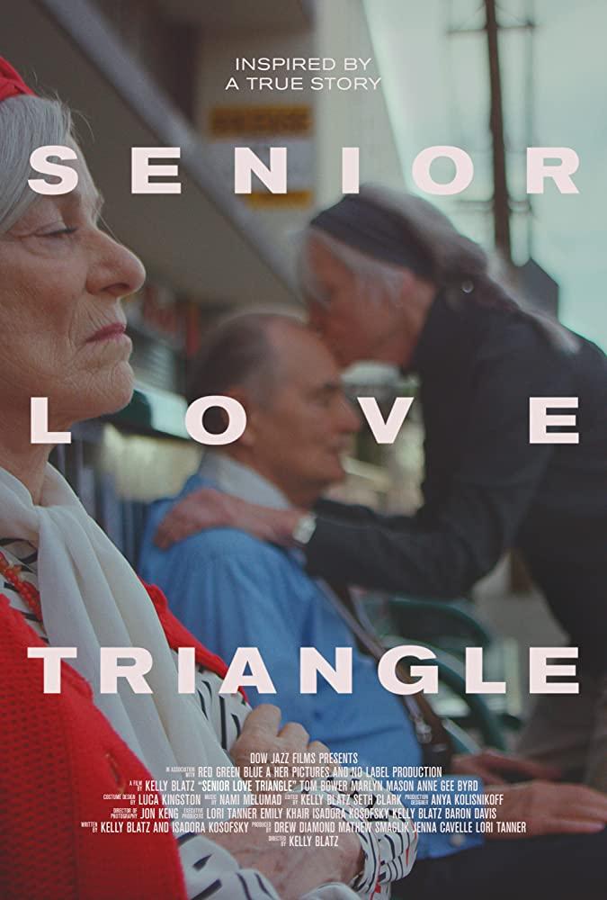 Senior Love Triangle kapak