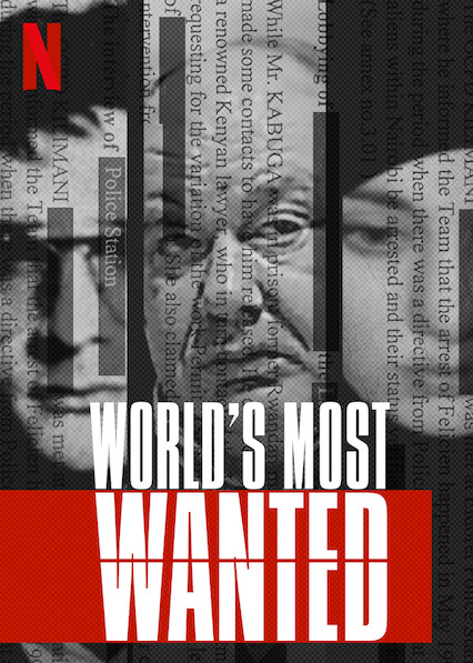 World's Most Wanted kapak