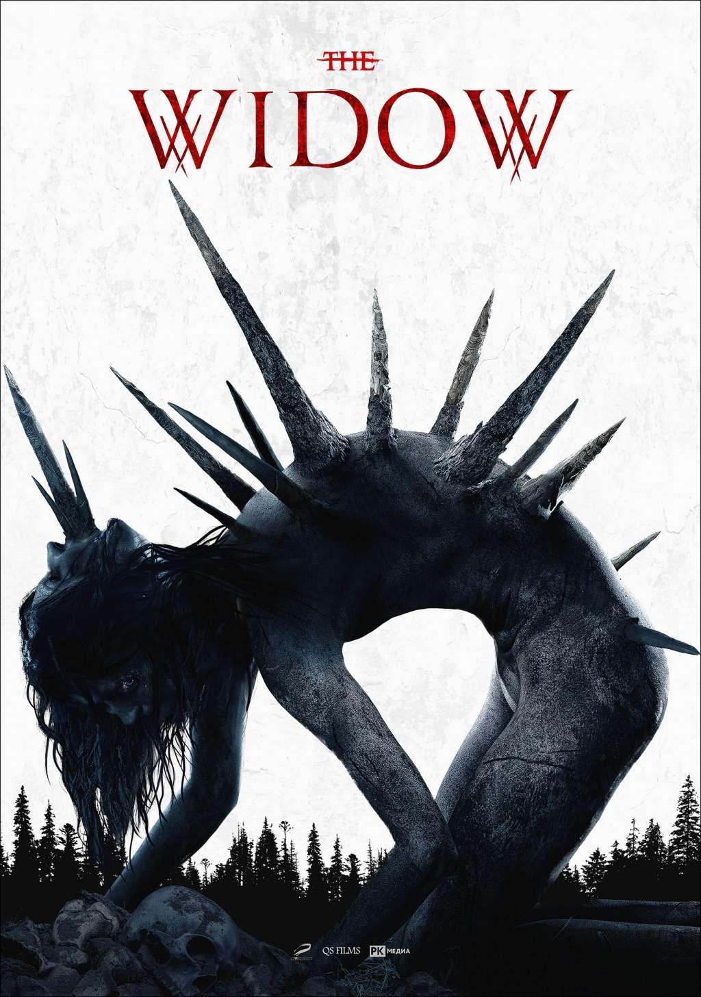 The Widow kapak