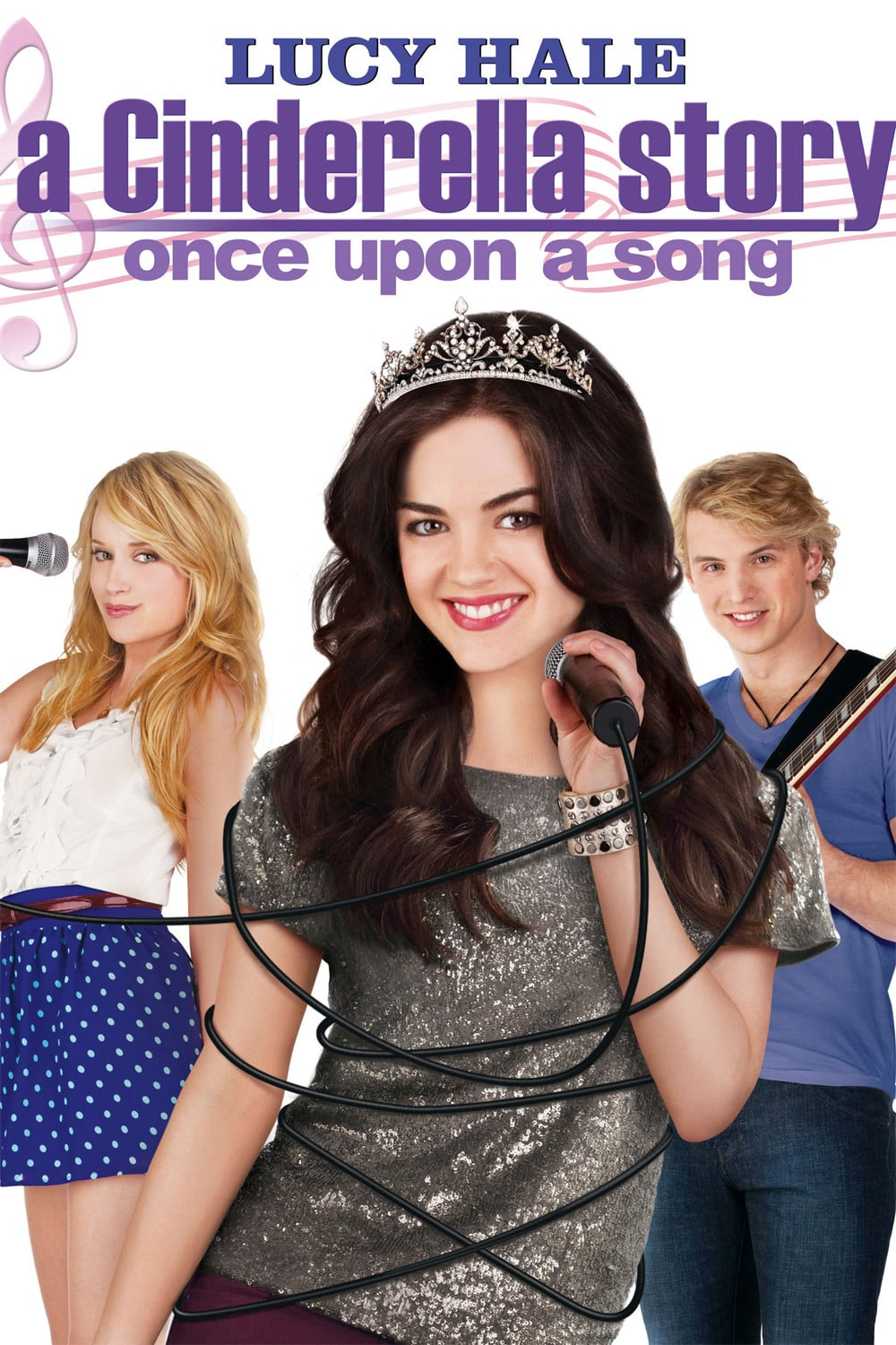 A Cinderella Story: Once Upon a Song kapak
