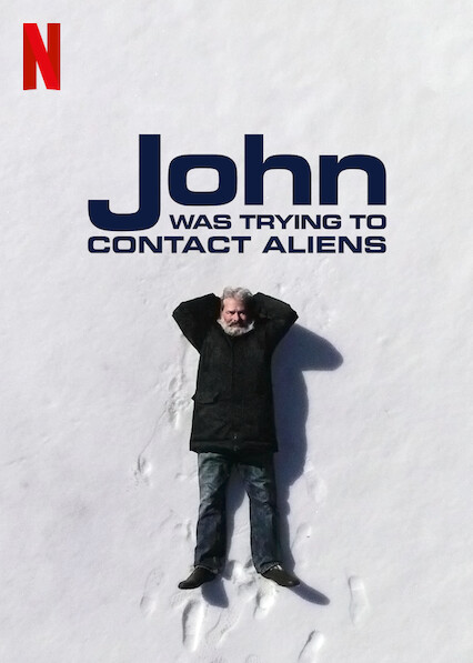 John Was Trying to Contact Aliens kapak