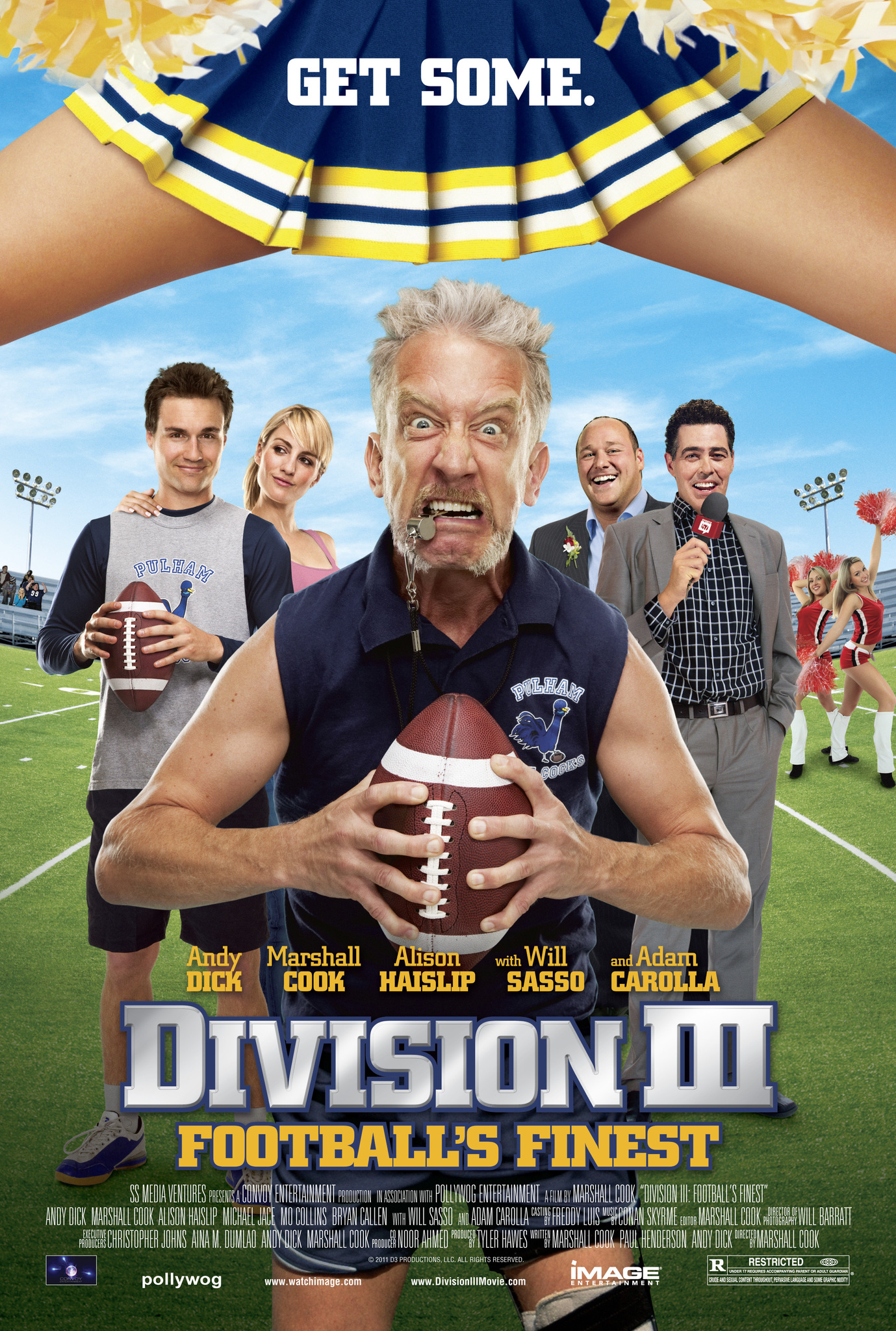 Division III: Football's Finest kapak