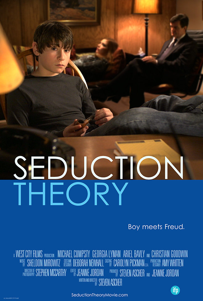 Seduction Theory kapak