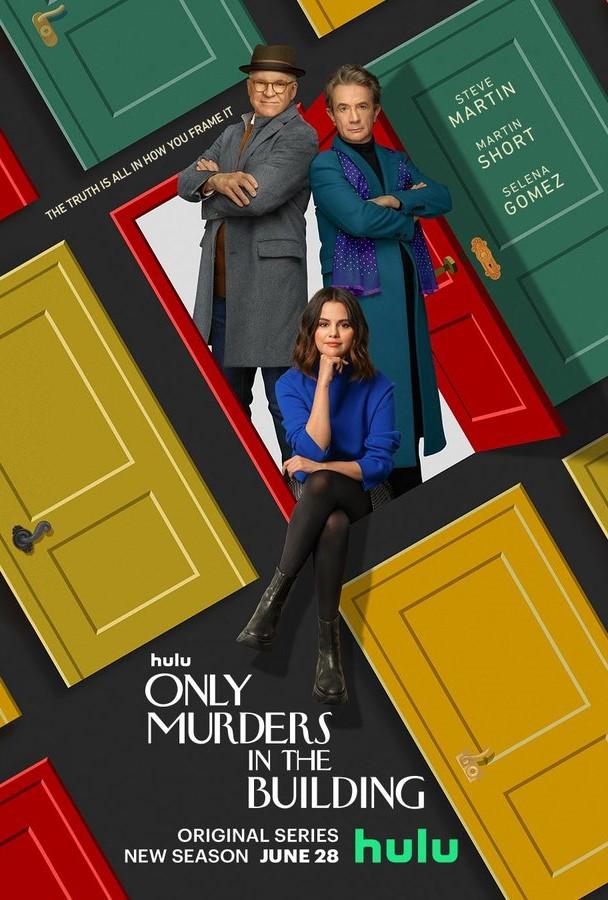 Only Murders in the Building kapak