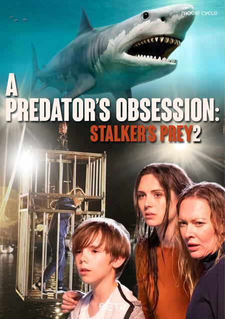 A Predator's Obsession kapak