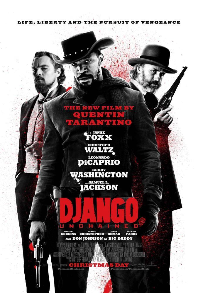 Django Unchained kapak