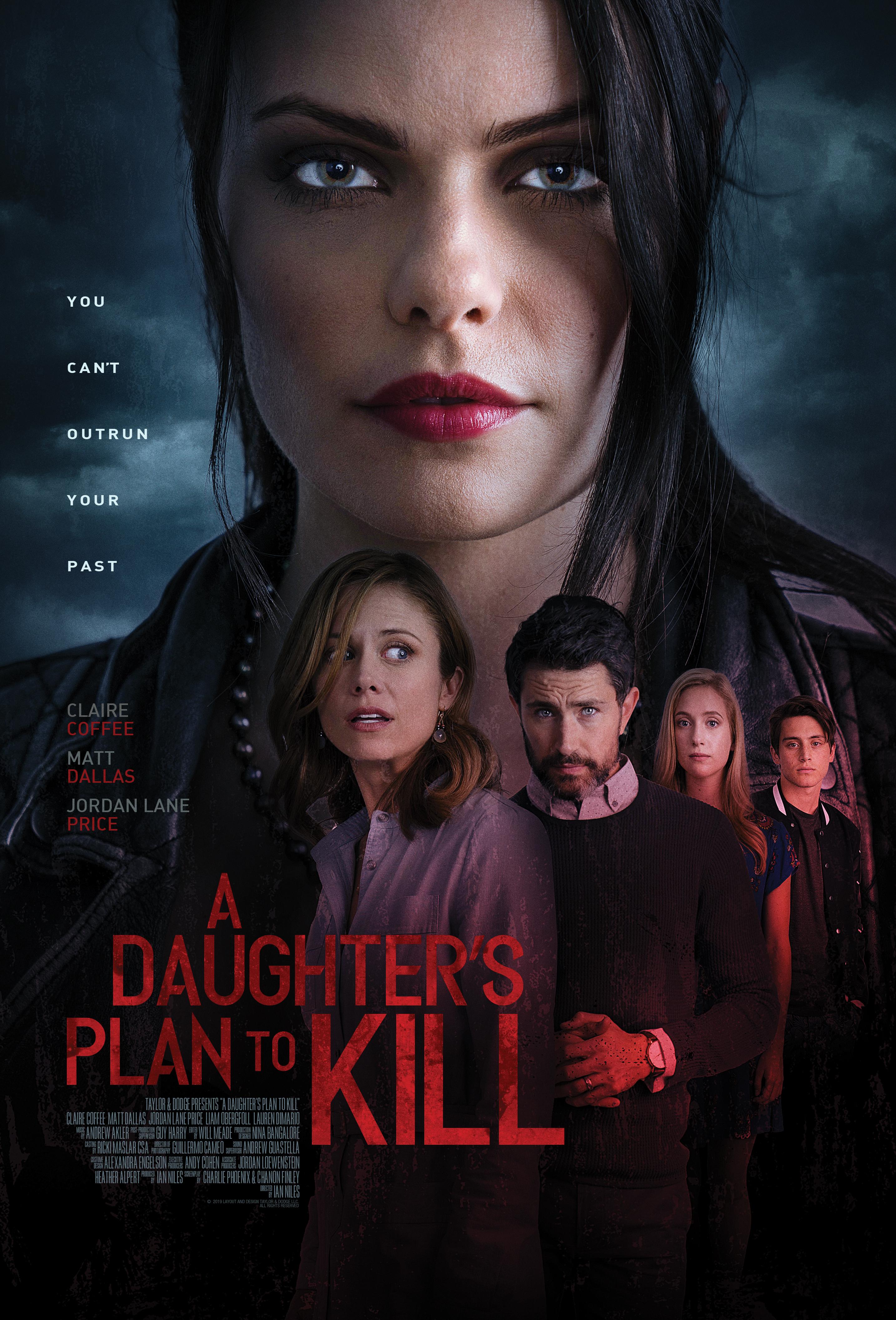 A Daughter's Plan to Kill kapak