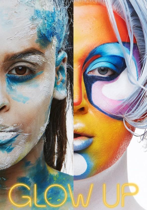 Glow Up: Britain's Next Make-Up Star kapak