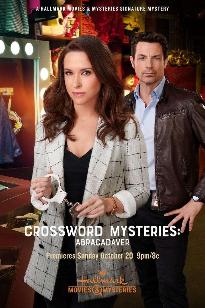 Crossword Mysteries: Abracadaver kapak