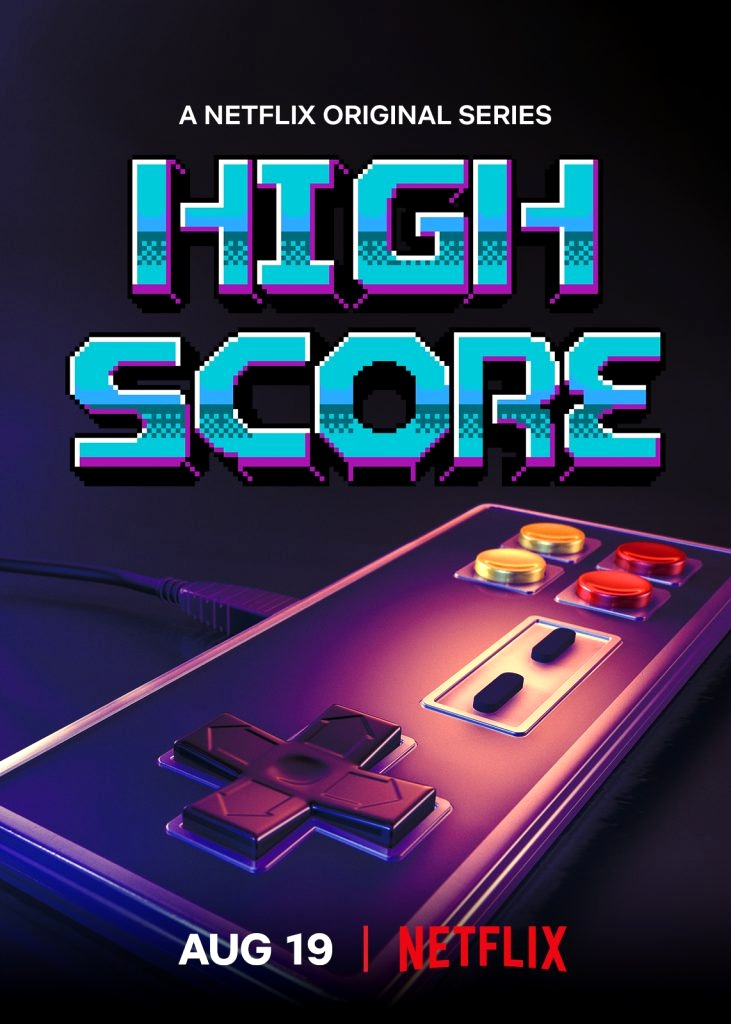 High Score kapak