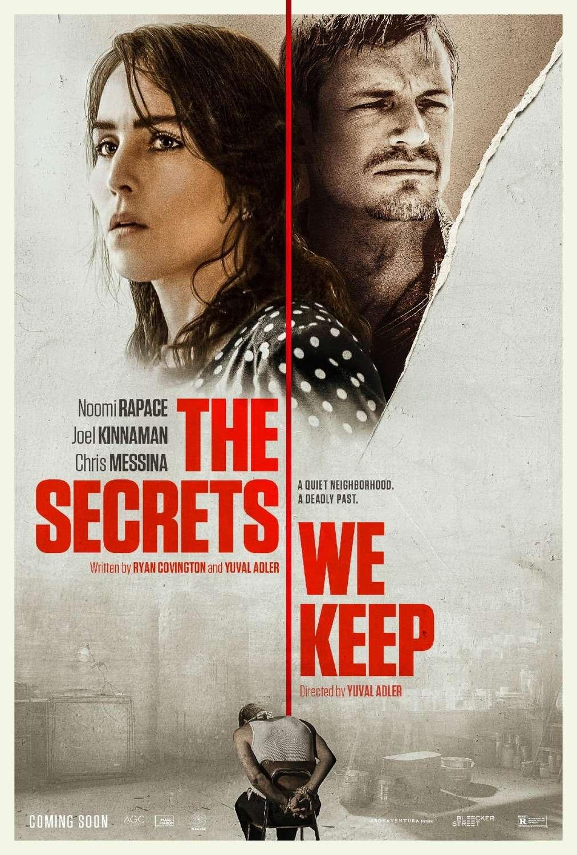 The Secrets We Keep kapak