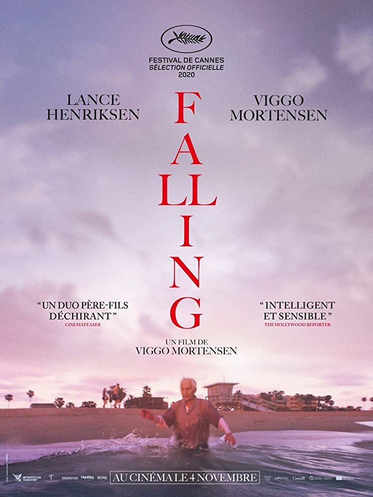 Falling kapak