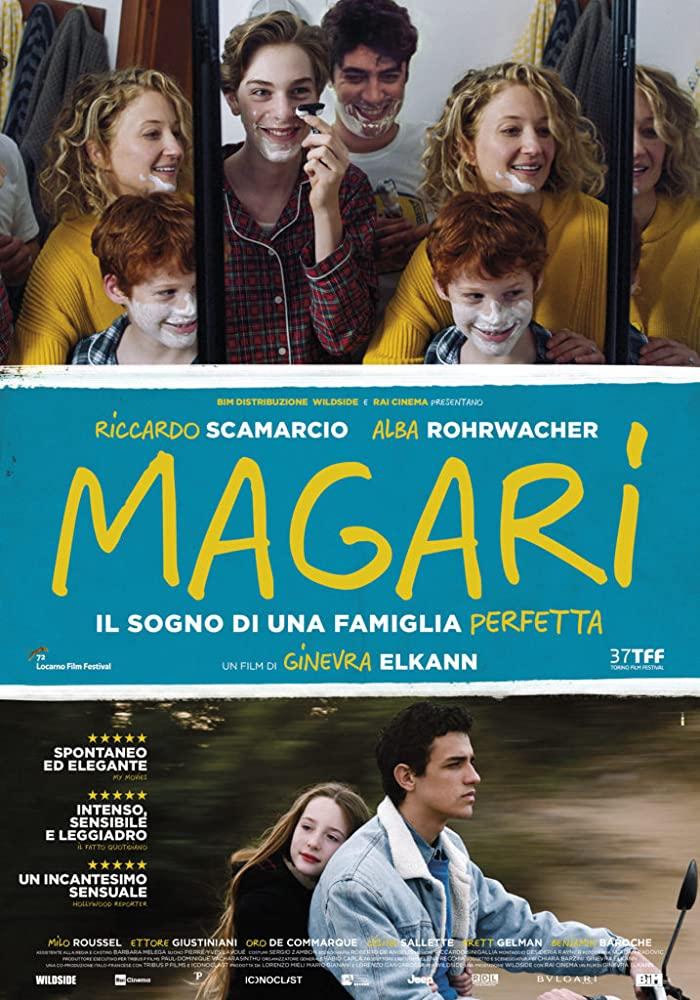 Magari (If Only) kapak