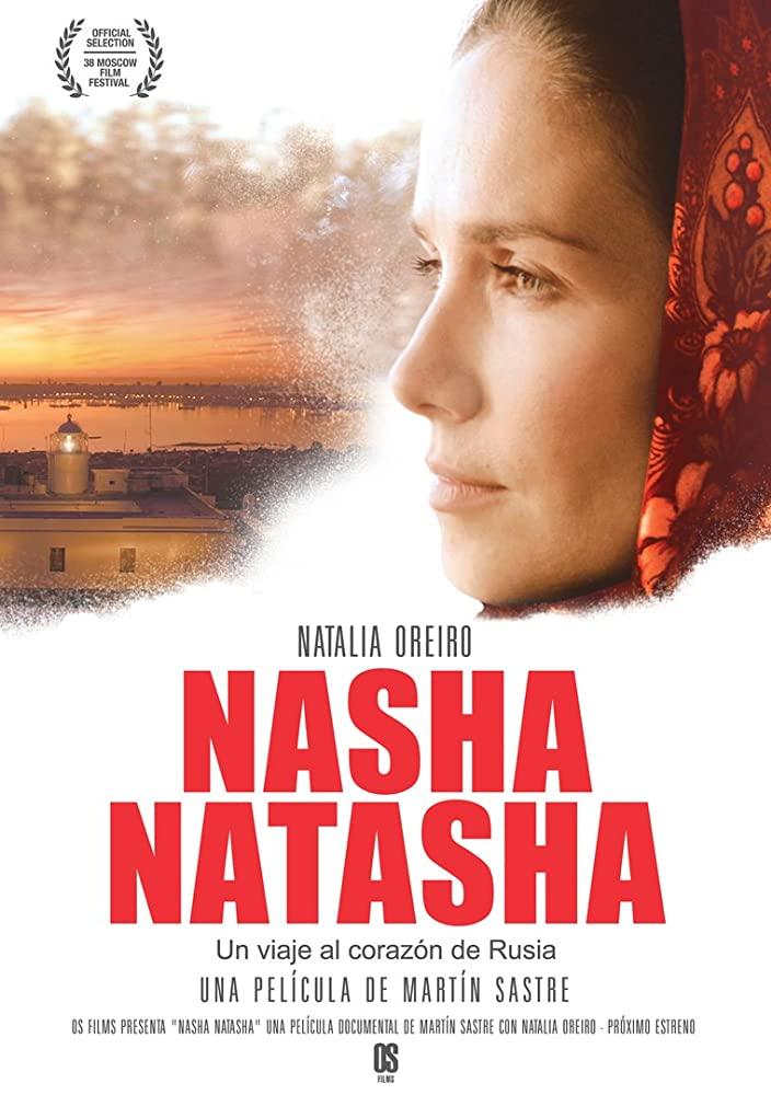 Nasha Natasha kapak