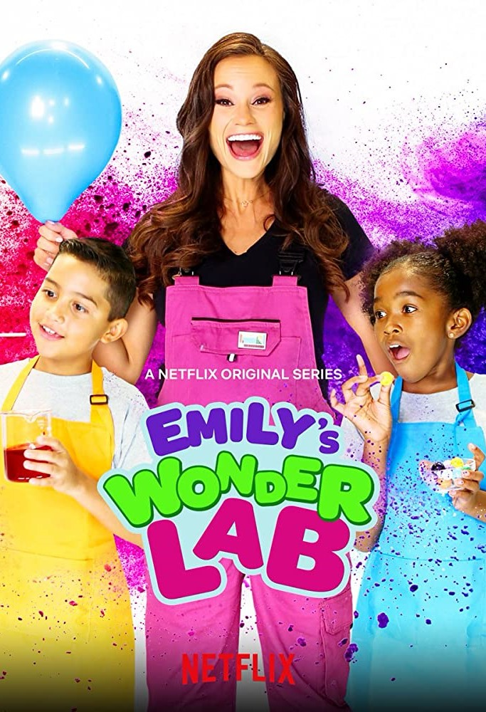 Emily's Wonder Lab kapak