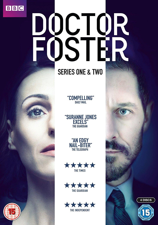 Doctor Foster kapak