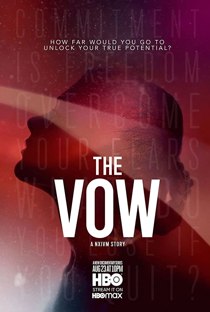 The Vow kapak