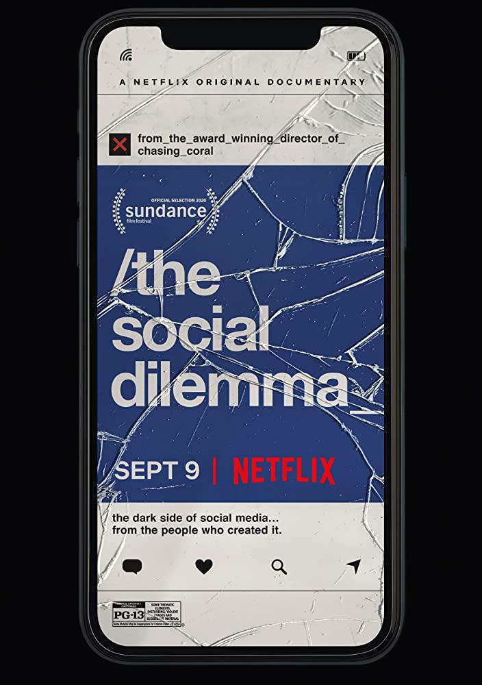 The Social Dilemma kapak