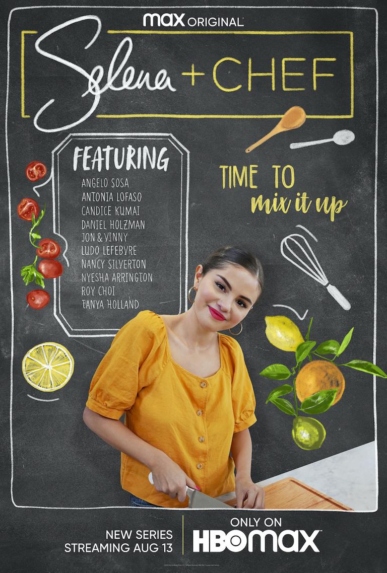 Selena + Chef kapak
