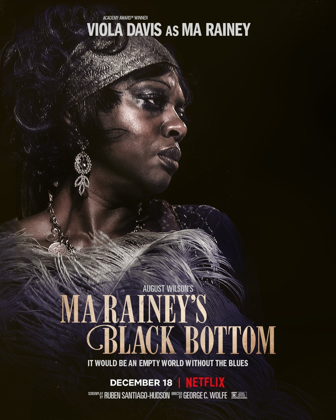Ma Rainey's Black Bottom kapak