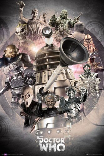 Doctor Who Greatest Moments kapak