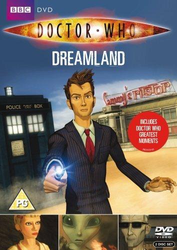 Doctor Who: Dreamland kapak