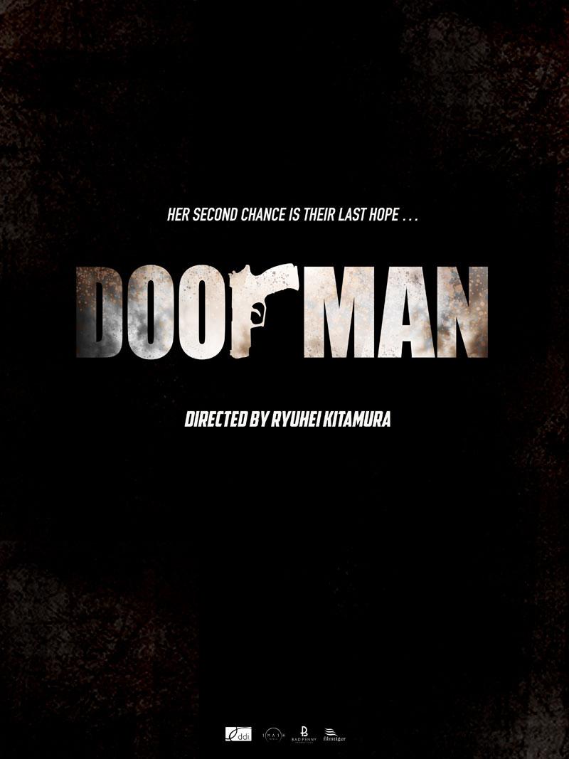 The Doorman kapak