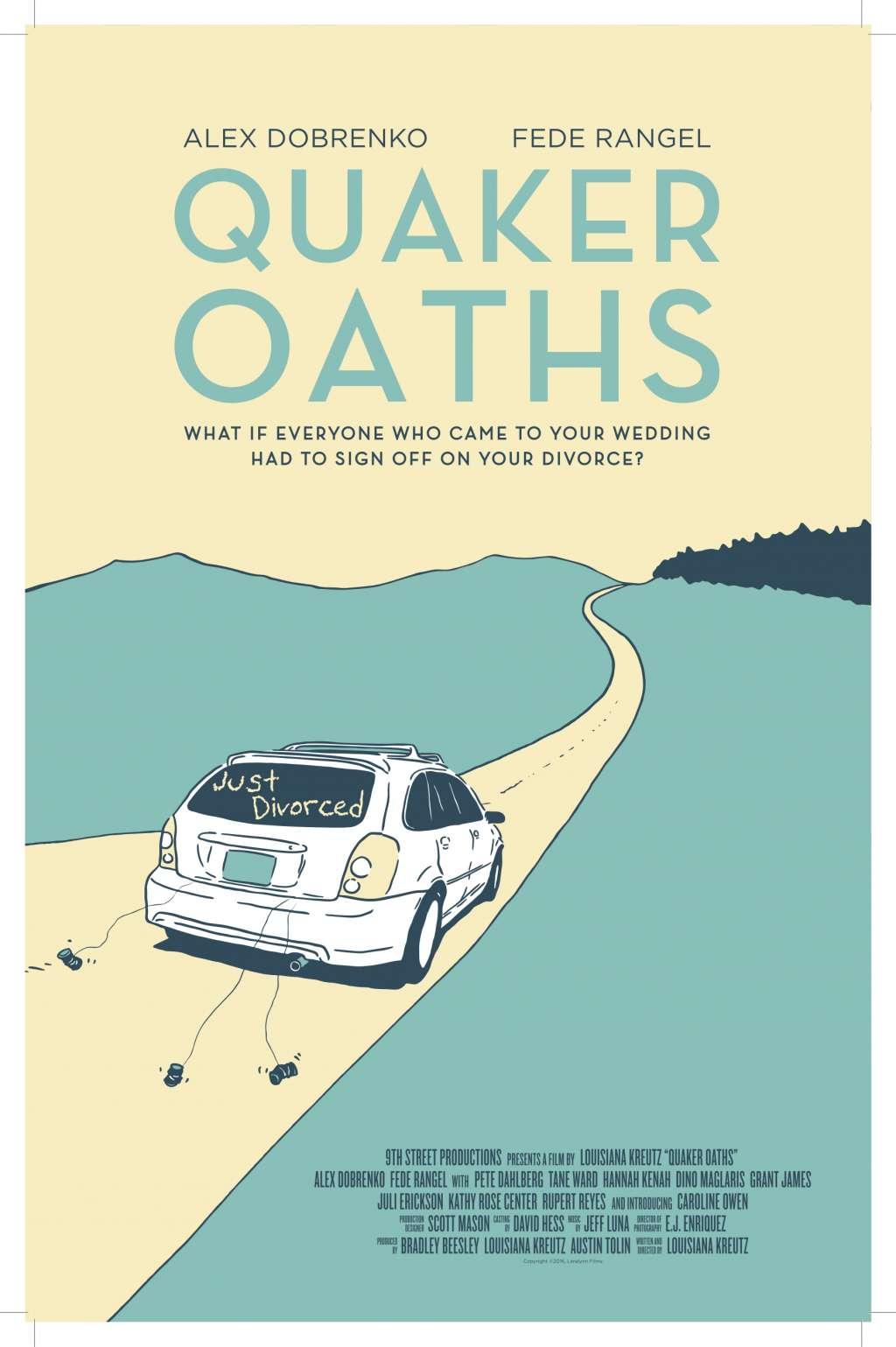 Quaker Oaths kapak