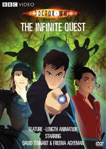 Doctor Who: The Infinite Quest kapak