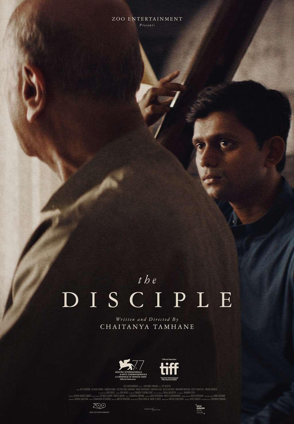 The Disciple kapak