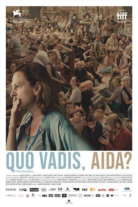 Quo vadis, Aida? kapak