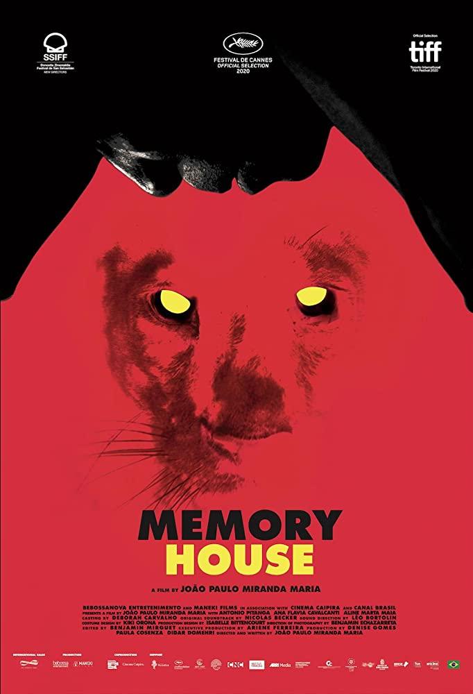 Memory House kapak