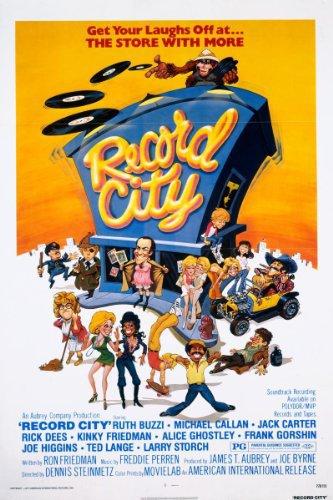 Record City kapak