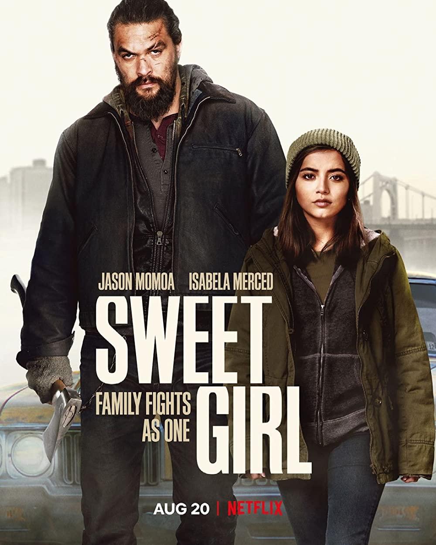 Sweet Girl kapak
