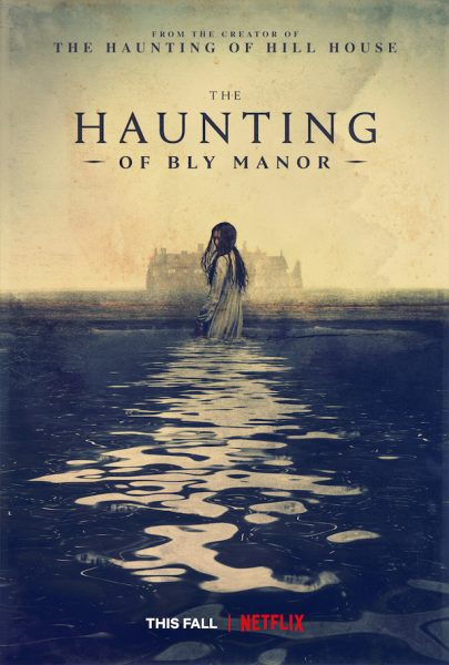 The Haunting of Bly Manor kapak