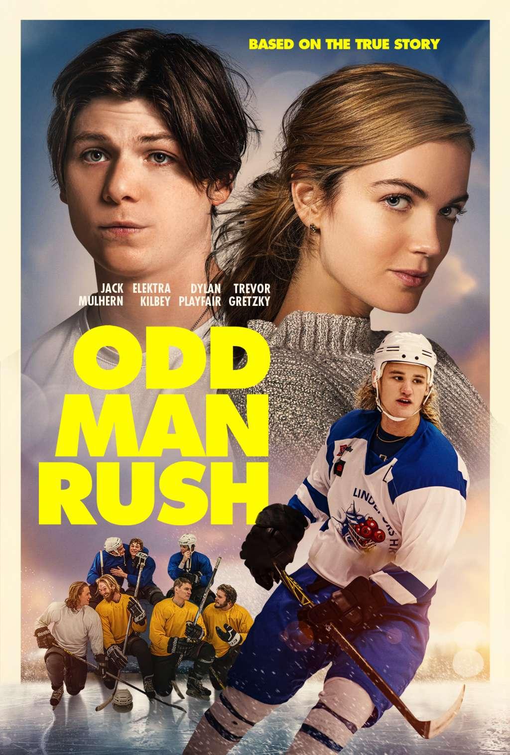 Odd Man Rush kapak