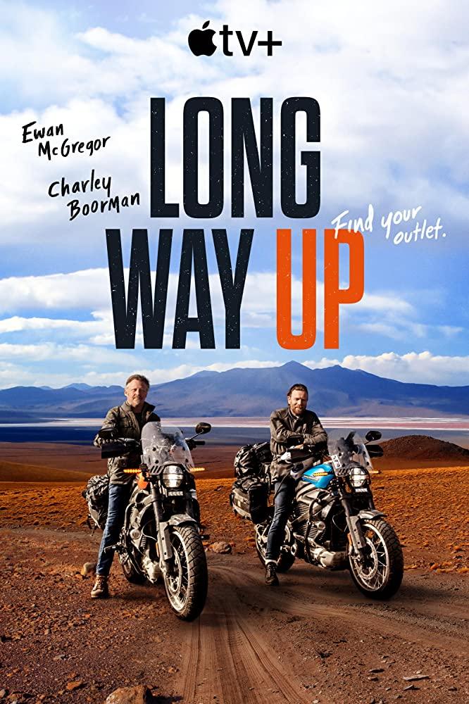 Long Way Up kapak