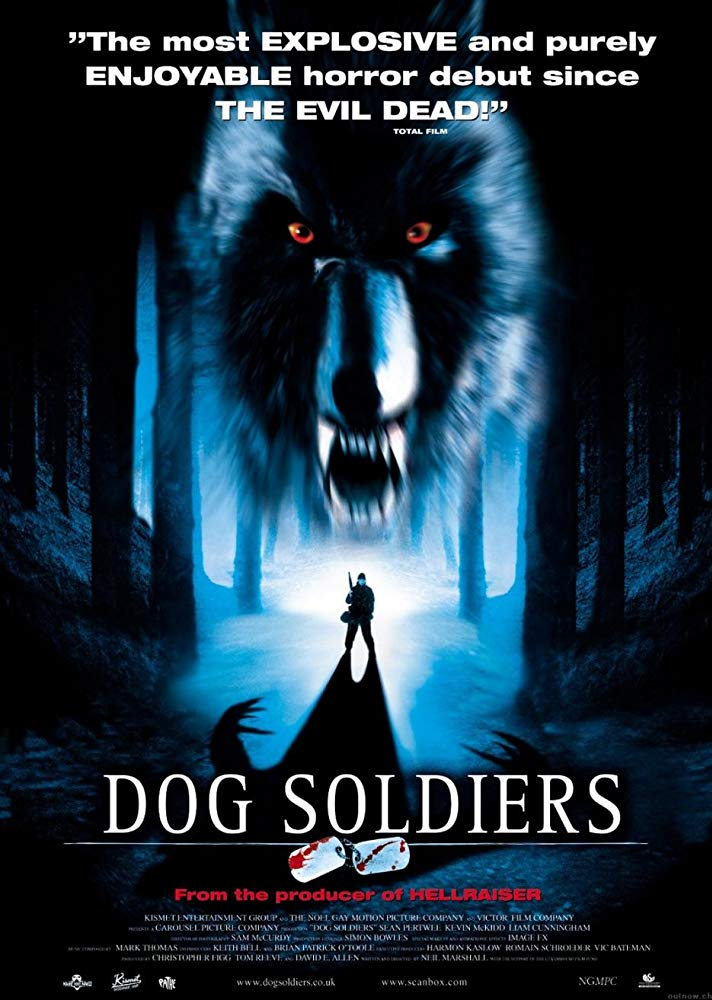 Dog Soldiers kapak