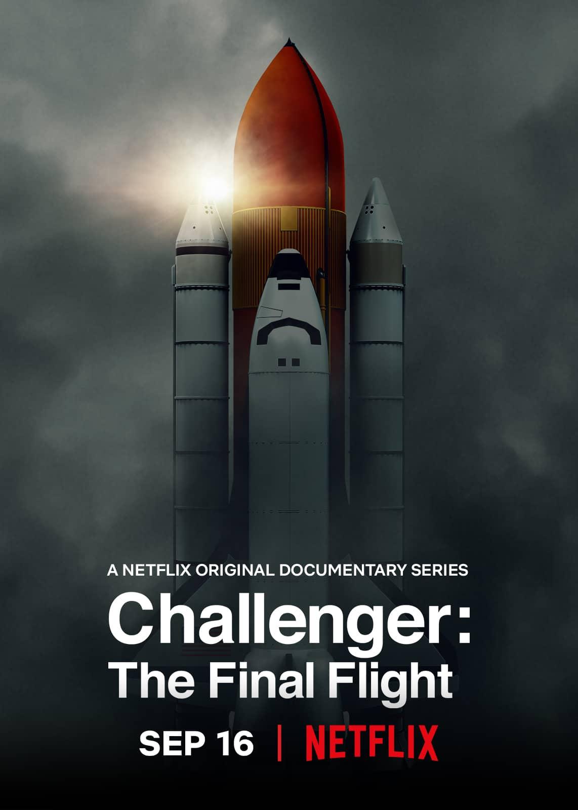Challenger: The Final Flight kapak