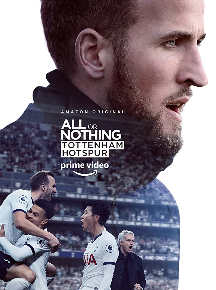 All or Nothing: Tottenham Hotspur kapak